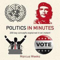 bokomslag Politics in Minutes