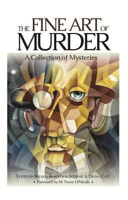 bokomslag Fine art of murder - a collection of short stories