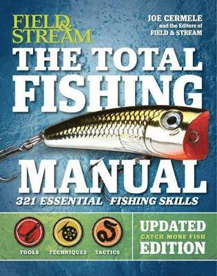 bokomslag Total fishing manual - 321 essential fishing skills