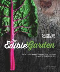 bokomslag Edible garden - kitchen gardens for any space