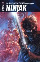 bokomslag Ninjak volume 6: the seven blades of master darque