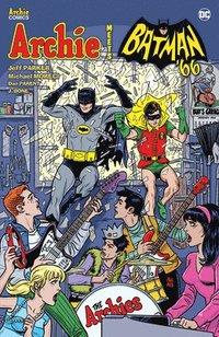bokomslag Archie Meets Batman '66