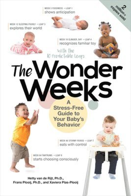 bokomslag The Wonder Weeks: A Stress-Free Guide to Your Baby's Behavior