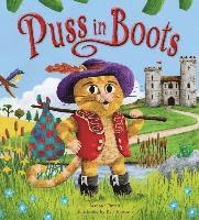 bokomslag Puss in Boots