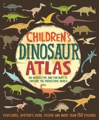 bokomslag Children's Dinosaur Atlas