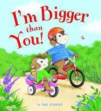 bokomslag I'm Bigger Than You