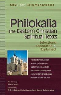 bokomslag Philokalia-The Eastern Christian Spiritual Texts