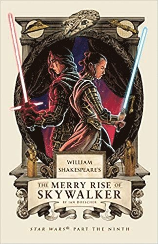 bokomslag Untitled William Shakespeare's Star Wars Episode IX book