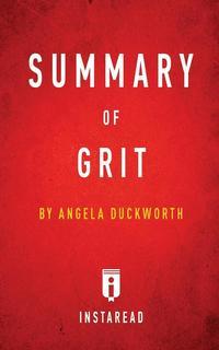 bokomslag Summary of Grit