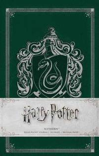bokomslag Harry potter: slytherin ruled pocket jou
