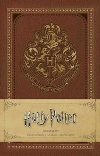 bokomslag Harry potter: hogwarts ruled notebook