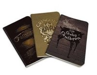 bokomslag Harry Potter: Diagon Alley Pocket Journal Collection