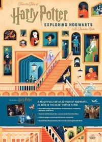 bokomslag Harry Potter: The Mysteries of Hogwarts