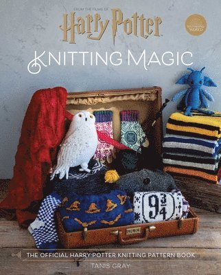 bokomslag Harry Potter: Knitting Magic