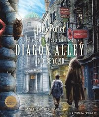 bokomslag Harry Potter: A Pop-Up Guide to Diagon Alley and Beyond