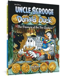 bokomslag Walt Disney Uncle Scrooge and Donald Duck: The Don Rosa Library Vol. 7: 'The Treasure of the Ten Avatars'