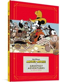 bokomslag Mickey Mouse: The Greatest Adventures