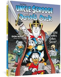bokomslag Walt Disney Uncle Scrooge and Donald Duck: 'the Old Castle's Other Secret' (the Don Rosa Library Vol. 10)