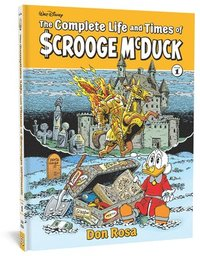 bokomslag The Complete Life and Times of Scrooge McDuck Volume 1