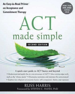 bokomslag ACT Made Simple