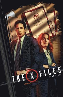bokomslag X-Files: Case Files