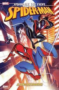 bokomslag Marvel Action Spider-Man New Beginnings (Book One)