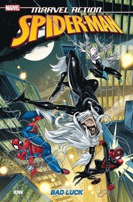 bokomslag Marvel Action: Spider-Man: Bad Luck: Book Three