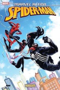 bokomslag Marvel Action: Spider-Man: Venom: Book Four