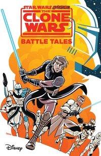 bokomslag Star Wars Adventures: The Clone Wars - Battle Tales