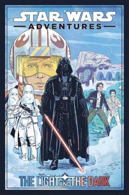 bokomslag Star Wars Adventures: The Light and the Dark
