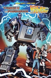 bokomslag Transformers/Back To The Future