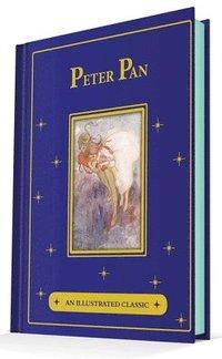 bokomslag Peter Pan: An Illustrated Classic