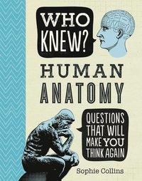 bokomslag Who Knew? Human Anatomy