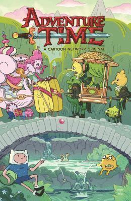 bokomslag Adventure Time Vol. 15, Volume 15