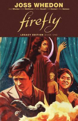 bokomslag Firefly: Legacy Edition Book One