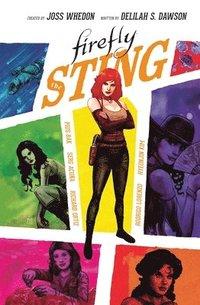 bokomslag Firefly Original Graphic Novel: The Sting