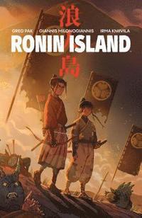 bokomslag Ronin Island Vol. 1