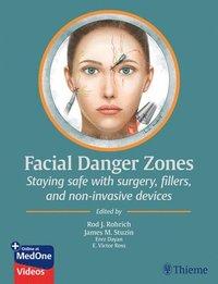bokomslag Facial Danger Zones