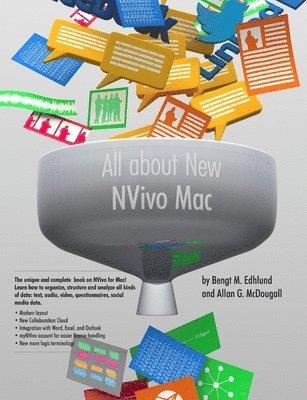 bokomslag All about New NVivo Mac