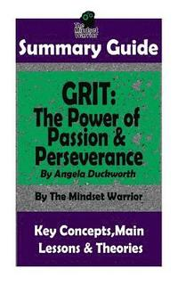 bokomslag Summary: Grit: The Power of Passion and Perseverance: By Angela Duckworth the Mw Summary Guide