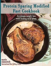 bokomslag Protein Sparing Modified Fast Cookbook