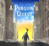 bokomslag Penguin's Quest