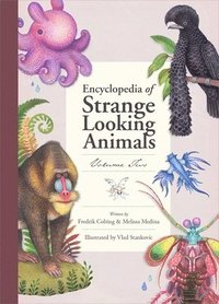 bokomslag Encyclopedia of Strange Looking Animals