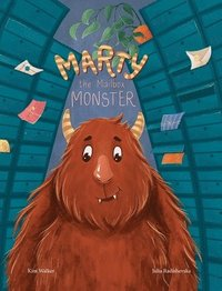 bokomslag Marty the Mailbox Monster