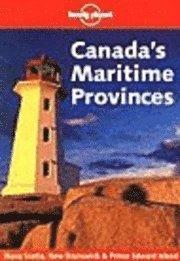 bokomslag Canada's maritime provinces