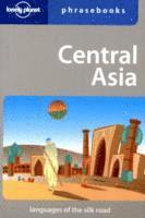 bokomslag Lonely Planet Central Asia Phrasebook