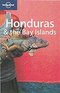 bokomslag Honduras & the Bay Islands LP