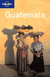 bokomslag Guatemala LP