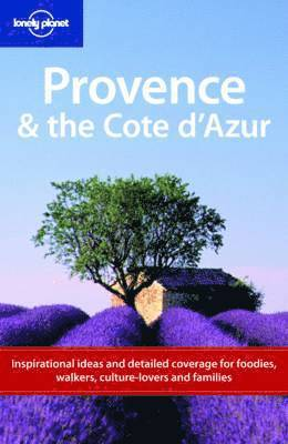 bokomslag Provence &; the Cote D'Azur