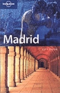 bokomslag Madrid : city guide LP
